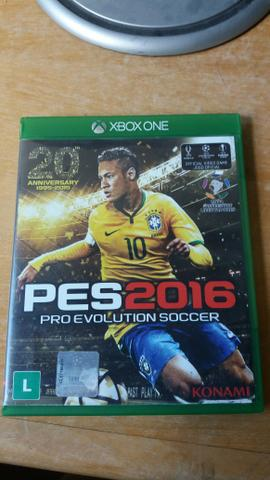 Vendo PES  para Xbox One