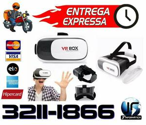 Óculos Vr 3d Realidade Virtual TOP -