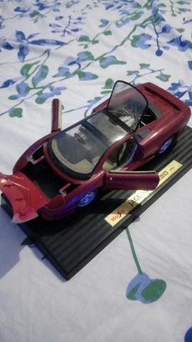 Carrinho Jaguar e Porsche 911 Colecionador