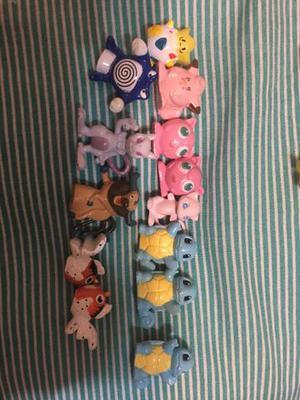 Lote 40 Miniaturas Pokemon Guaraná Caçulinha