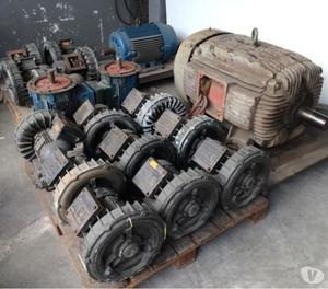 Lote De Motores Elétricos Weg Usados