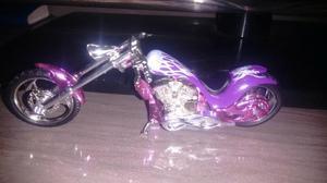 Miniaturas motos Chopper