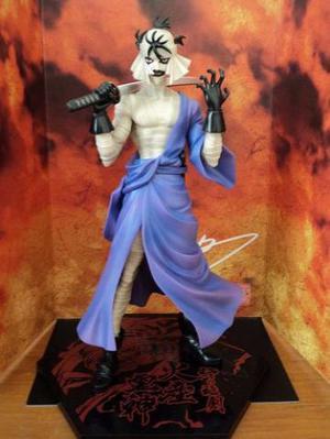 Samurai X - Figuarts Zero Makoto Shishio FRETE GRÁTIS