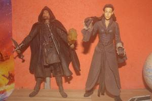 Senhor dos Anéis - Aragorn e Arwen super oferta