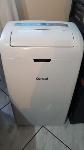 Ar Condicionado Portátil Consul Facilite  BTUs Frio -