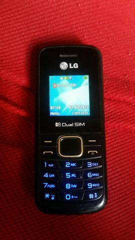 Celular LG dual sim dois chips