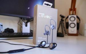 Fone Bluetooth Samsung Level Active Preto c/ nota fiscal e