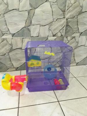 Gaiola p/ hamster