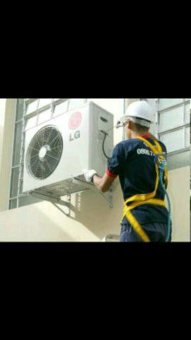 Instalação de ar condicionado 120$