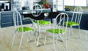 Mesa 4 Cadeiras Bianca