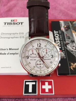 c3a6b7ad8d9 Relógio tissot prc 200