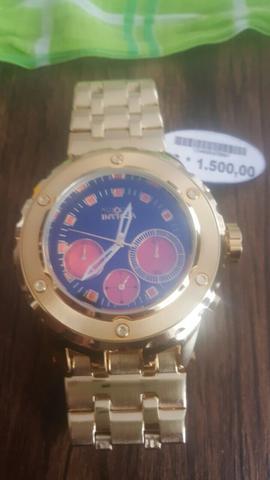 Relógio invicta novo nunca usado