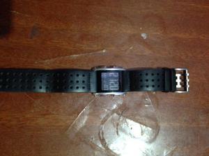 Relogio Nike digital original pulseira de couro