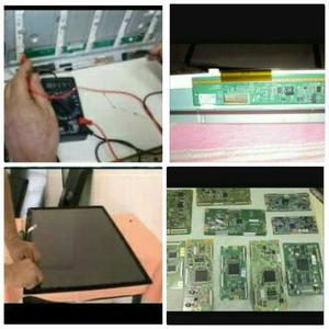 Modificaçao de tela LED e LCD
