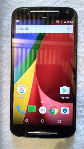 Motorola Moto G2 16Gb Dual Chip TV Digital XT