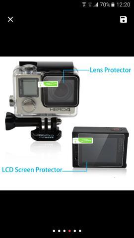 Película protetora de Tela Go Pro Ultra Clear