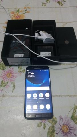 Samsung Galaxy S7 Edge Black Piano 128 GB