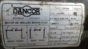 Bomba Dancor