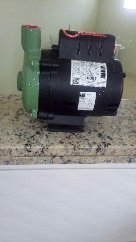 Bomba de agua centrifuga nova