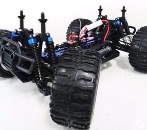 Carro Himoto Emxt-1 Monster Truck ghz Hi Control