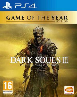 Dark Souls 3 Edição Completa - Novo - Playstation 4