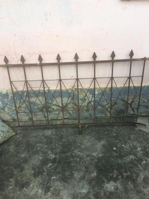 Grades e portão