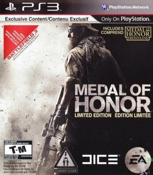 Jogo Medal of Honor - Edição Limitada - PS3