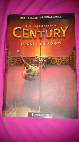 Livro Century o anel de fogo