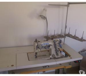 Maquina Galoneira Industrial Juki MF Semi Nova