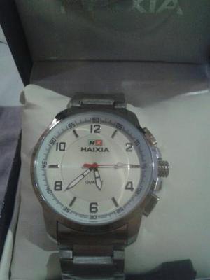 eaaff980843 Relógios haixia todos em aço inox