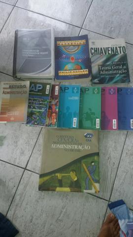 Vendas de livros