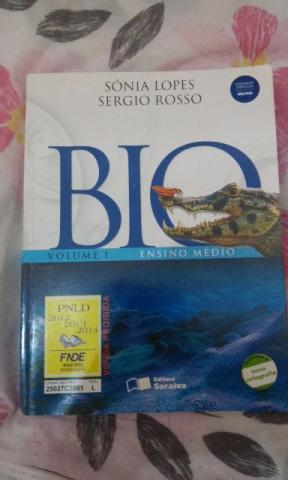 Biologia Sônia Lopes e Sergio Rosso