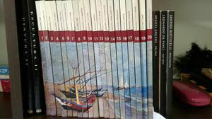 Coleção completa Grandes Museus do Mundo Folha
