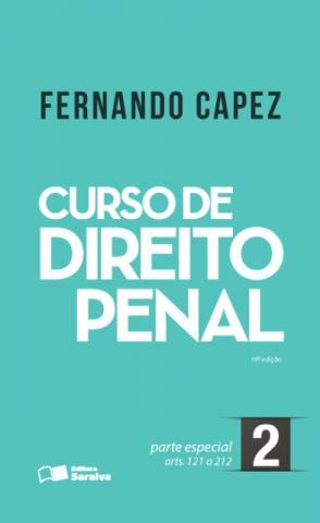 Curso de Direito Penal Fernando Capez Vol.2