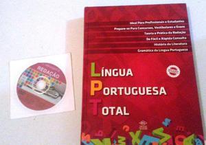 Excelente livro de Lingua Portuguesa Total