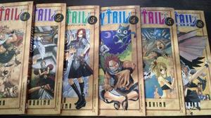 Fairy Tail volumes diversos