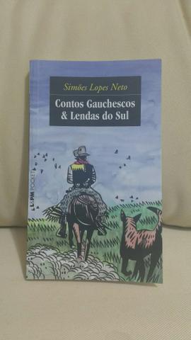 """Livro """"Contos Gauchescos & Lendas do Sul"""