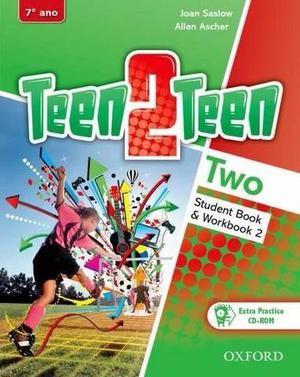 Livro De Inglês 7º Ano Teen 2 Teen