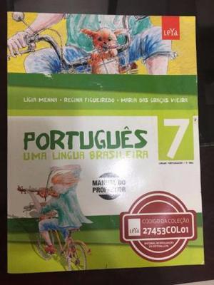 Livro de Português - 7º Ano