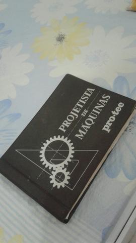 Livros Projetista de Máquinas e Resistência dos Materiais