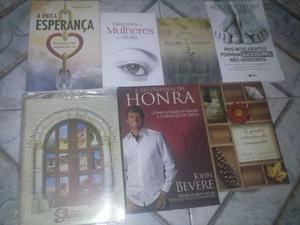 Livros evangélicos diversos a partir de R7