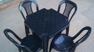 Mesas Com Cadeiras - Utensílios Para Seu Estabelecimento