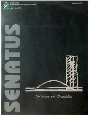 Senatus: Senado Federal, 50 anos em Brasília