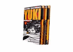 Yuki - Vingança na Neve Vol.1 ao 4