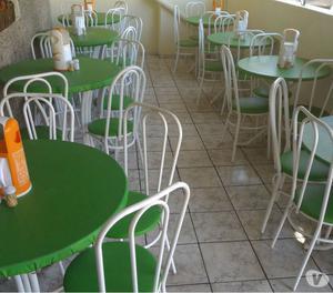 Moveis e utensílios para restaurante