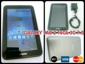 Samsung Galaxy TAB 2 16Gb 3G 7.0 Grafite Conservado,