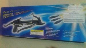 Vendo pistol crossbow novo