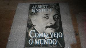 Livro Como vejo o mundo - Albert Einstein