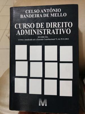 Livro de Direito Administrativo