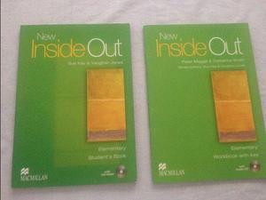 Livro de Ingles New Inside Out